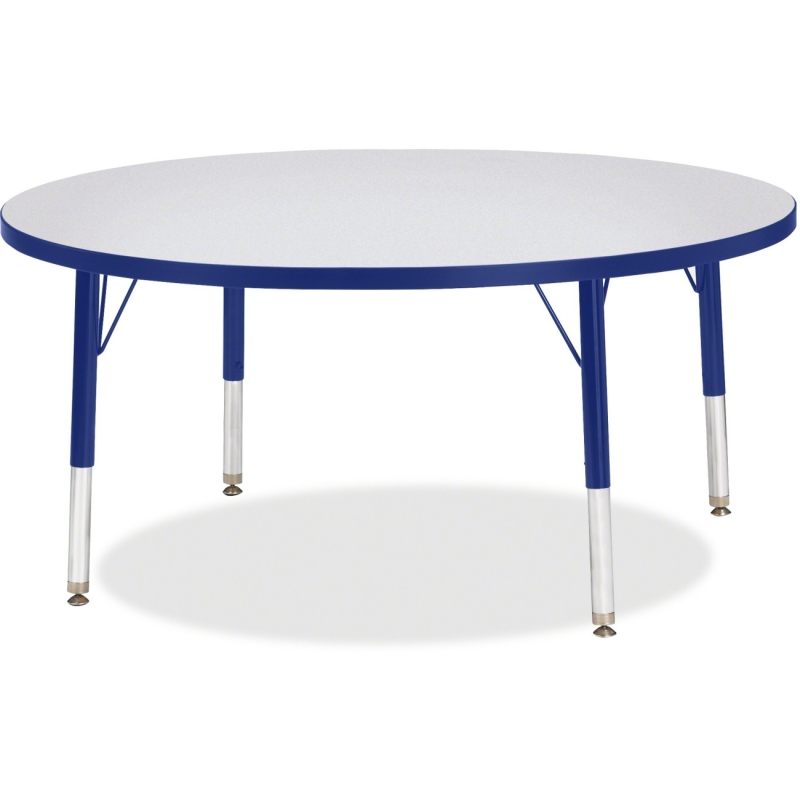 Berries Toddler Height Color Edge Round Table 6468JCT003 JNT6468JCT003