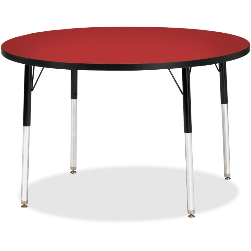 Berries Adult Height Color Top Round Table 6468JCA188 JNT6468JCA188