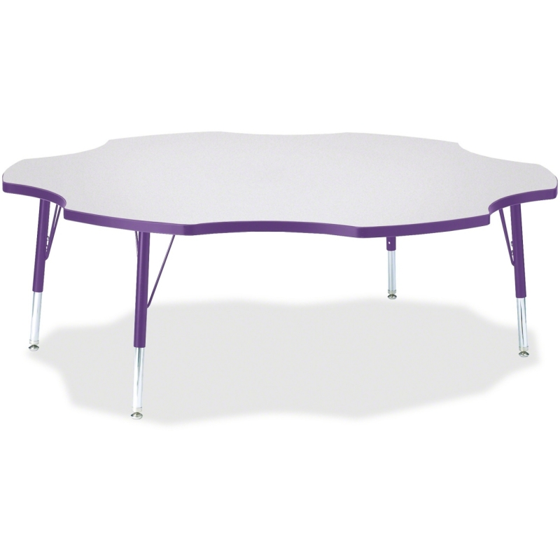 Berries Prism Six-Leaf Student Table 6458JCT004 JNT6458JCT004