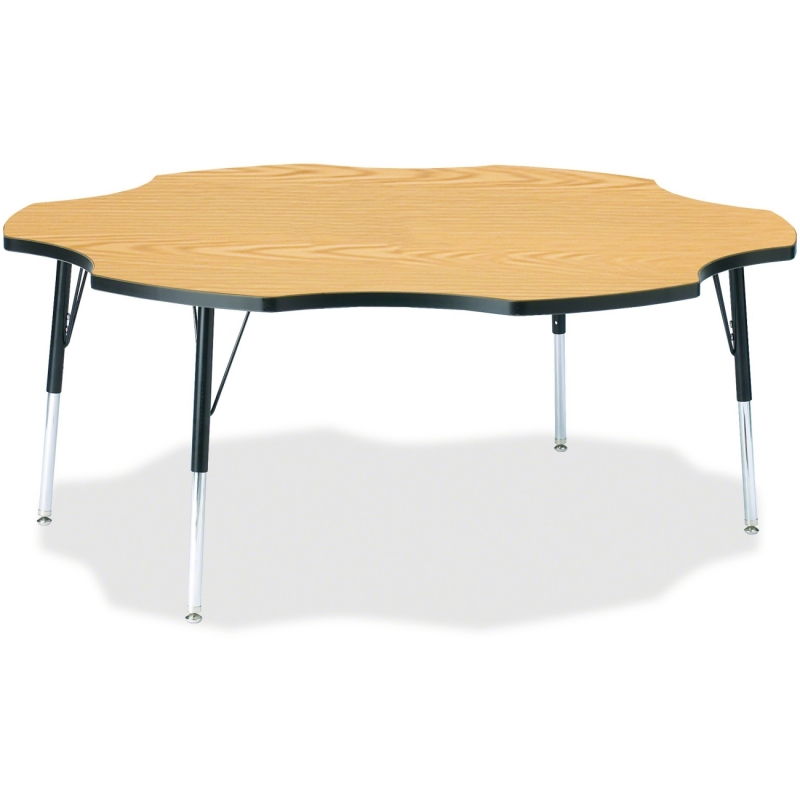 Berries Adult Black Edge Six-leaf Table 6458JCA210 JNT6458JCA210