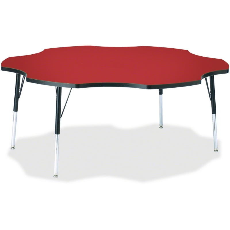 Berries Adult Black Edge Six-leaf Table 6458JCA188 JNT6458JCA188