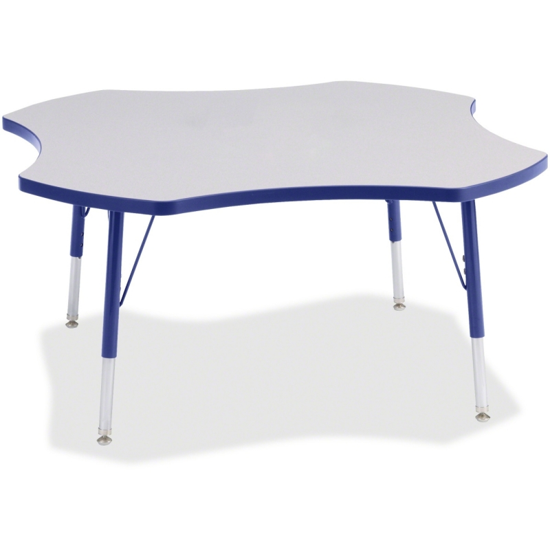Berries Elementary Height Prism Four-Leaf Table 6453JCE003 JNT6453JCE003