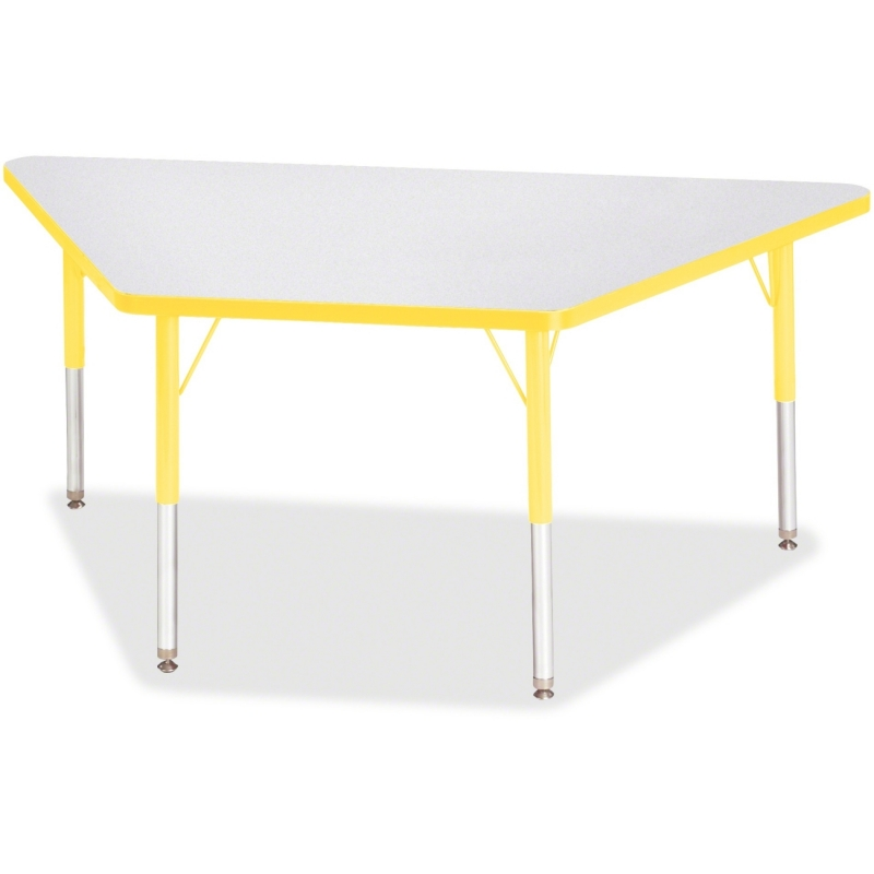 Berries Elementary Height Prism Edge Trapezoid Table 6443JCE007 JNT6443JCE007