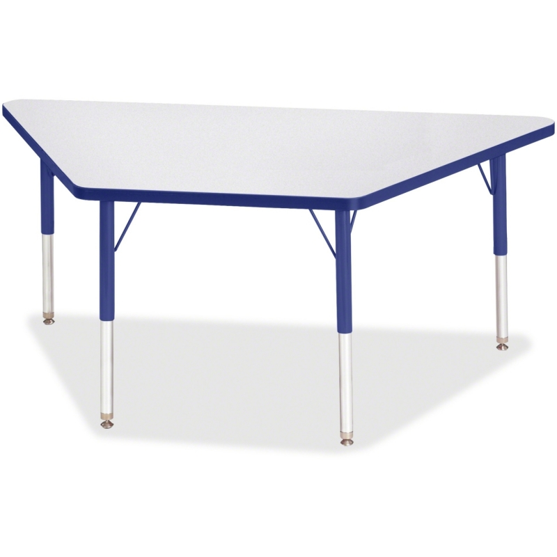Berries Elementary Height Prism Edge Trapezoid Table 6443JCE003 JNT6443JCE003