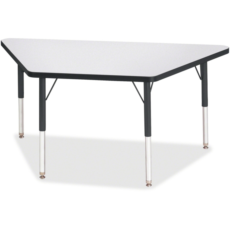 Berries Elementary Height Prism Edge Trapezoid Table 6438JCE180 JNT6438JCE180