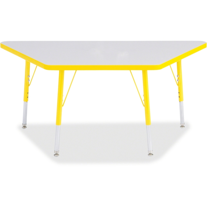 Berries Elementary Height Prism Edge Trapezoid Table 6438JCE007 JNT6438JCE007