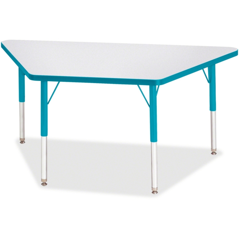 Berries Elementary Height Prism Edge Trapezoid Table 6438JCE005 JNT6438JCE005