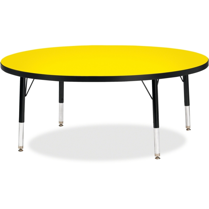 Berries Toddler Height Color Top Round Table 6433JCT187 JNT6433JCT187