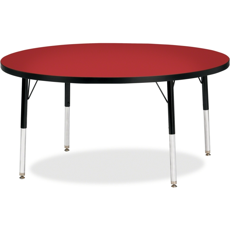 Berries Elementary Height Color Top Round Table 6433JCE188 JNT6433JCE188