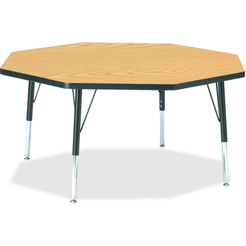 Berries Toddler Height Color Top Octagon Table 6428JCT210 JNT6428JCT210