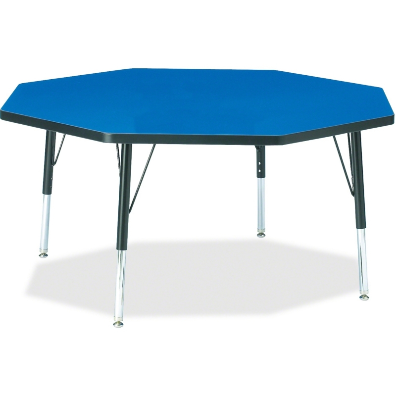 Berries Toddler Height Color Top Octagon Table 6428JCT183 JNT6428JCT183