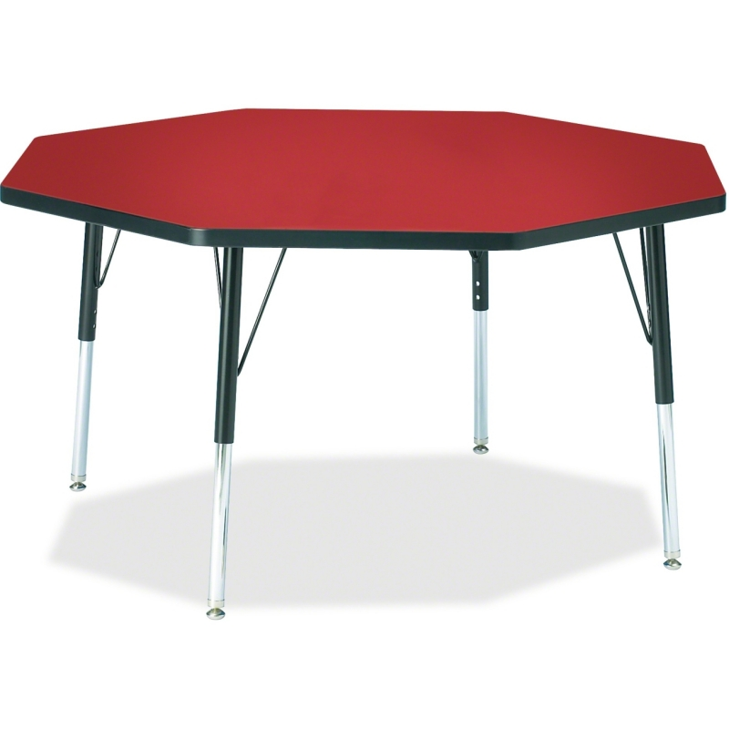Berries Elementary Height Color Top Octagon Table 6428JCE188 JNT6428JCE188