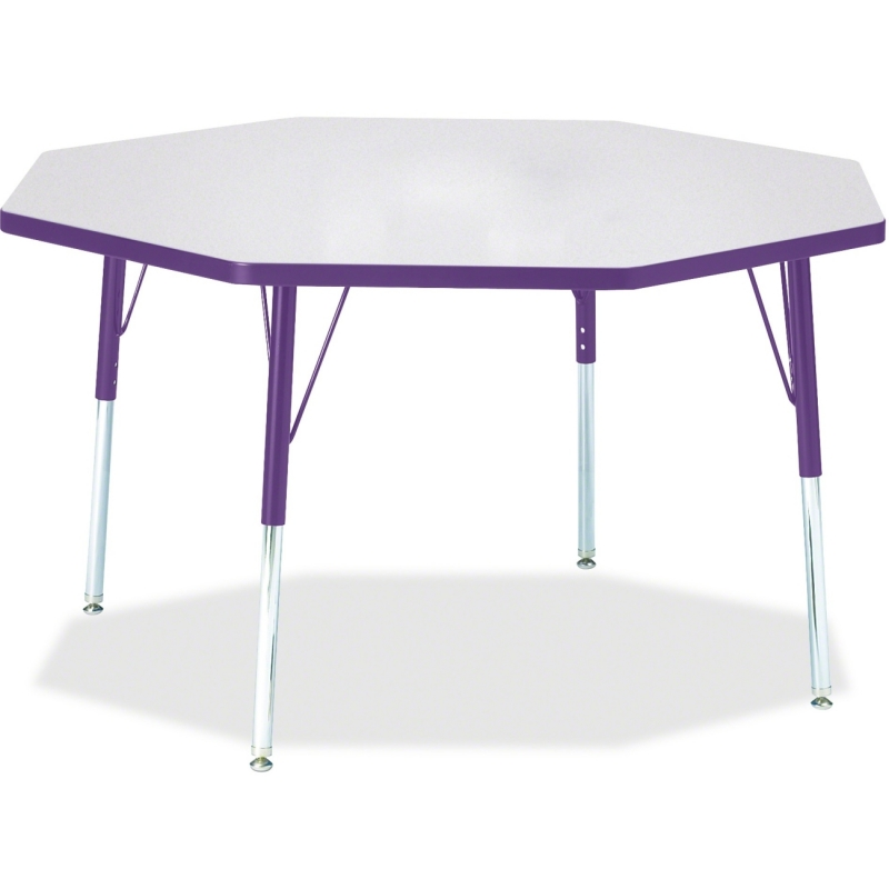 Berries Adult Height Color Edge Octagon Table 6428JCA004 JNT6428JCA004