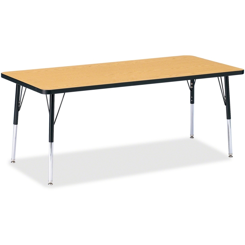 Berries Elementary Height Color Top Rectangle Table 6413JCE210 JNT6413JCE210