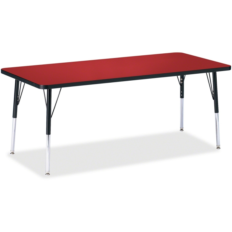 Berries Elementary Height Color Top Rectangle Table 6413JCE188 JNT6413JCE188