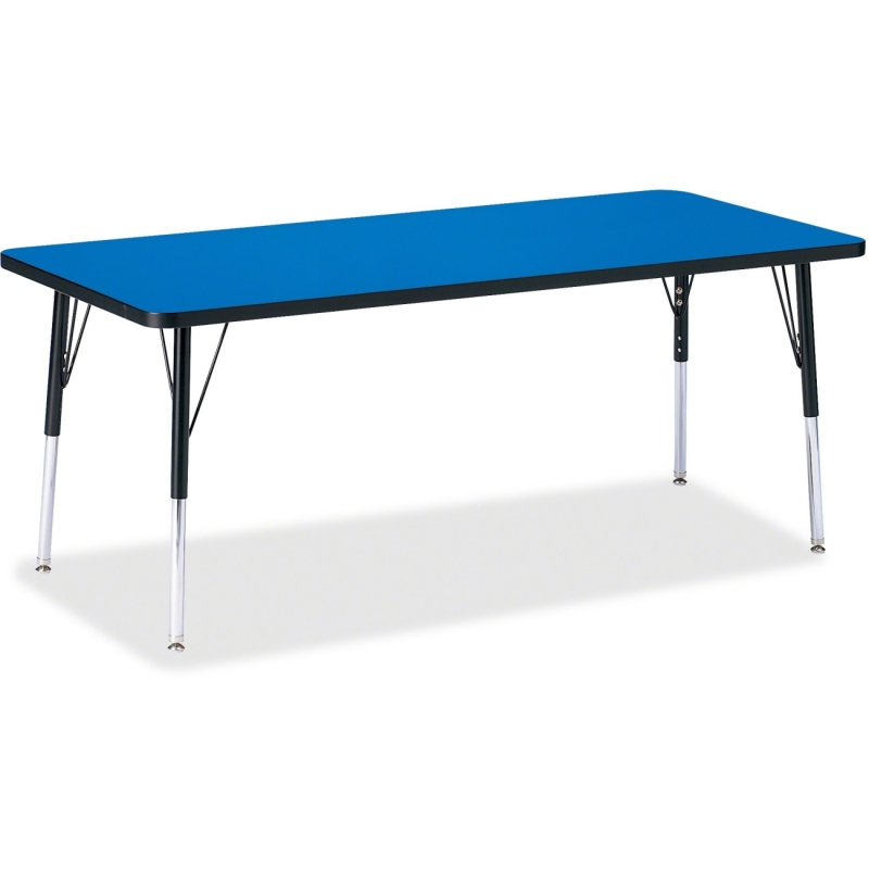 Berries Elementary Height Color Top Rectangle Table 6413JCE183 JNT6413JCE183