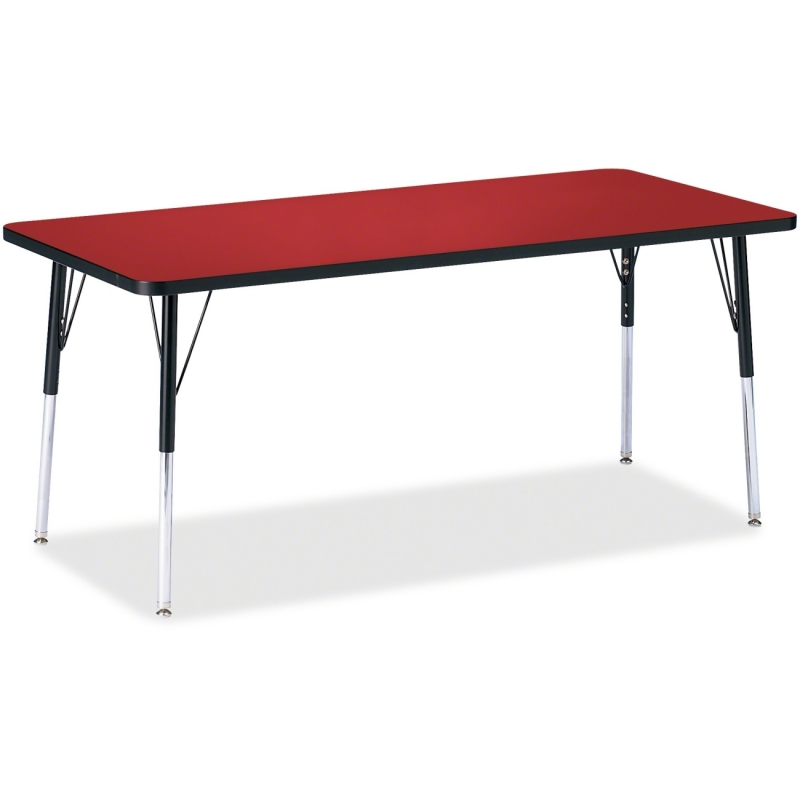 Berries Adult Height Color Top Rectangle Table 6413JCA188 JNT6413JCA188