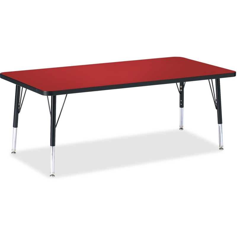 Berries Toddler Height Color Top Rectangle Table 6408JCT188 JNT6408JCT188