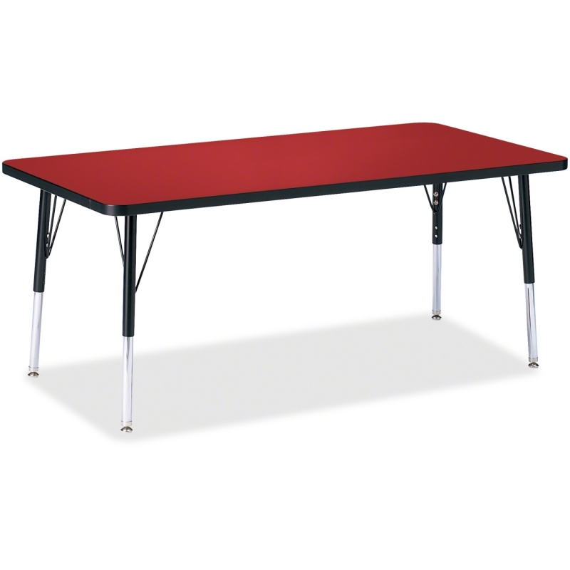Berries Elementary Height Color Top Rectangle Table 6408JCE188 JNT6408JCE188