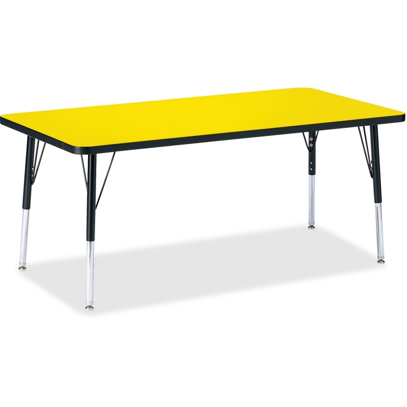 Berries Elementary Height Color Top Rectangle Table 6408JCE187 JNT6408JCE187