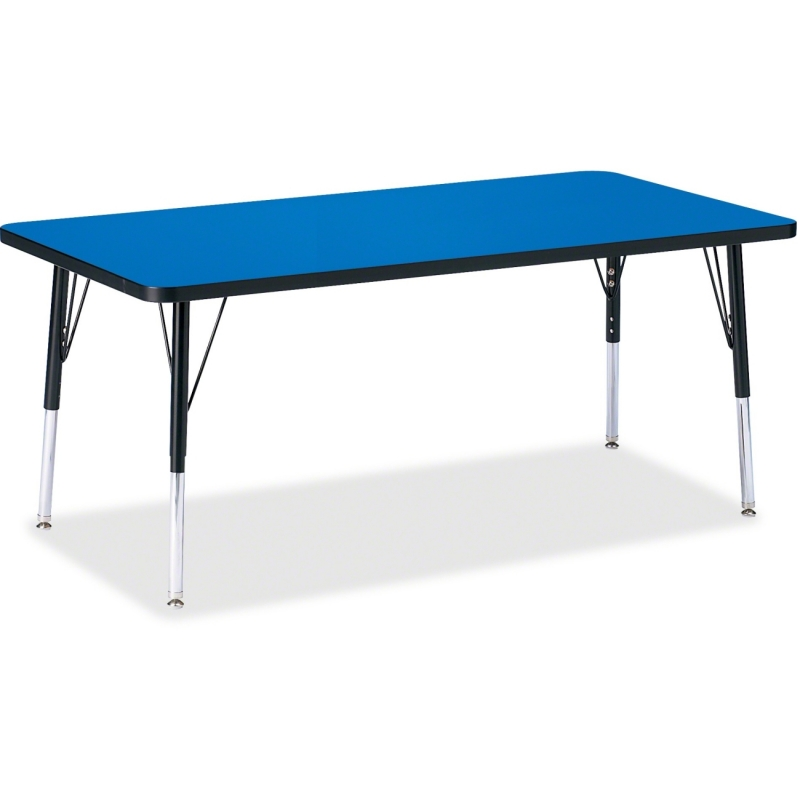 Berries Elementary Height Color Top Rectangle Table 6408JCE183 JNT6408JCE183