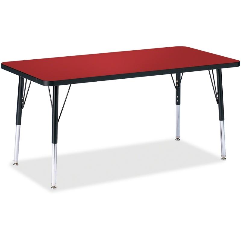 Berries Elementary Height Color Top Rectangle Table 6403JCE188 JNT6403JCE188