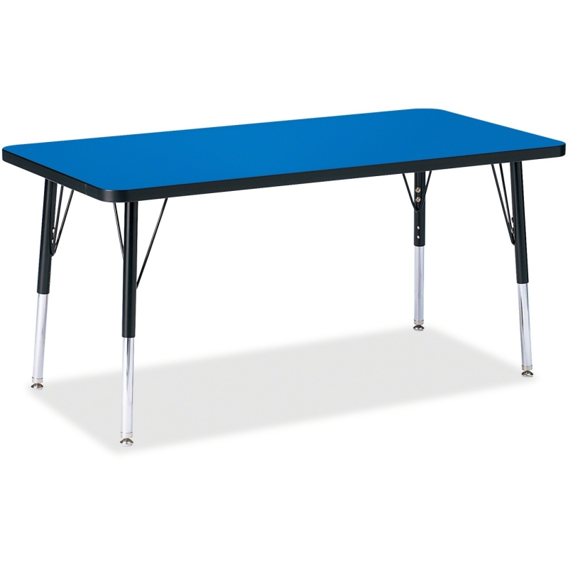 Berries Elementary Height Color Top Rectangle Table 6403JCE183 JNT6403JCE183