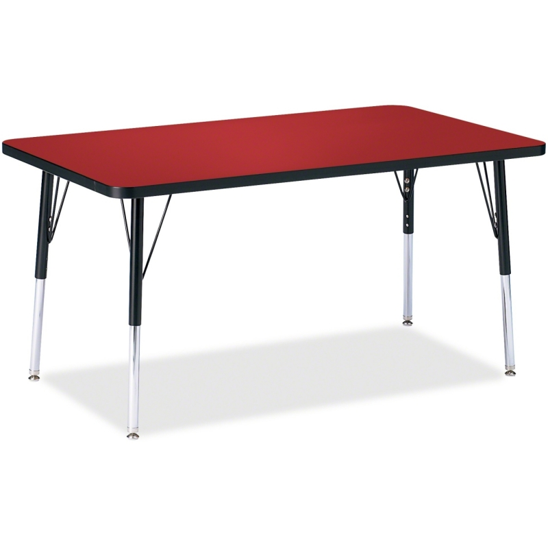 Berries Adult Height Color Top Rectangle Table 6473JCA188 JNT6473JCA188