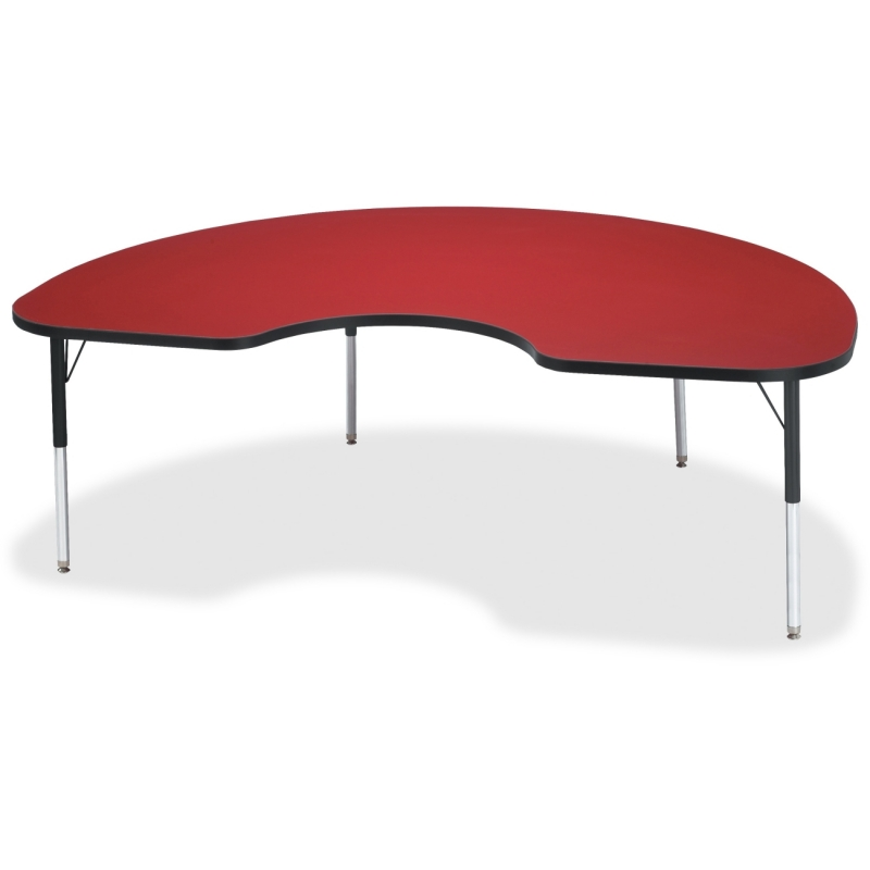 Berries Elementary Height Color Top Kidney Table 6423JCE188 JNT6423JCE188