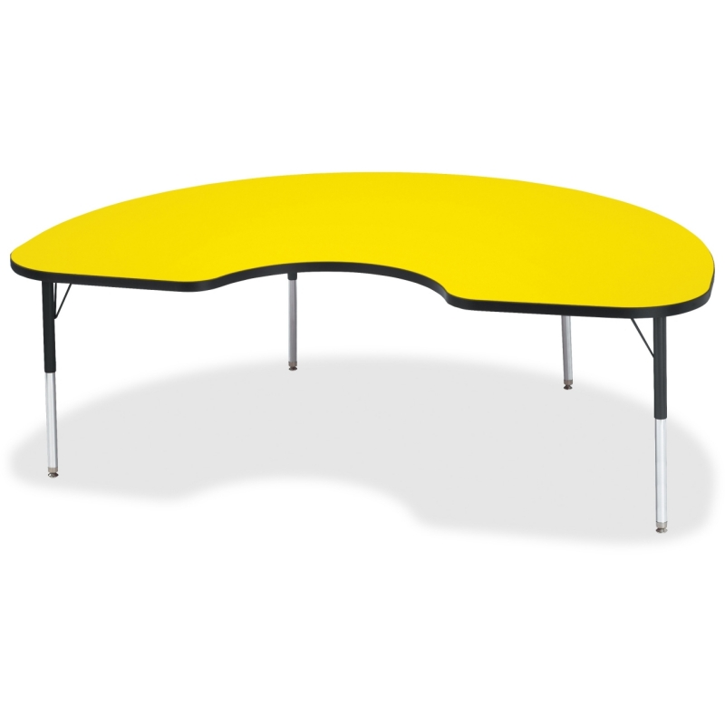 Berries Elementary Height Color Top Kidney Table 6423JCE187 JNT6423JCE187