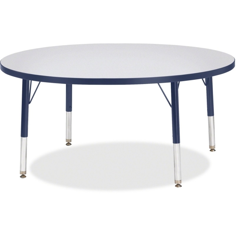 Berries Toddler Height Color Edge Round Table 6468JCT112 JNT6468JCT112