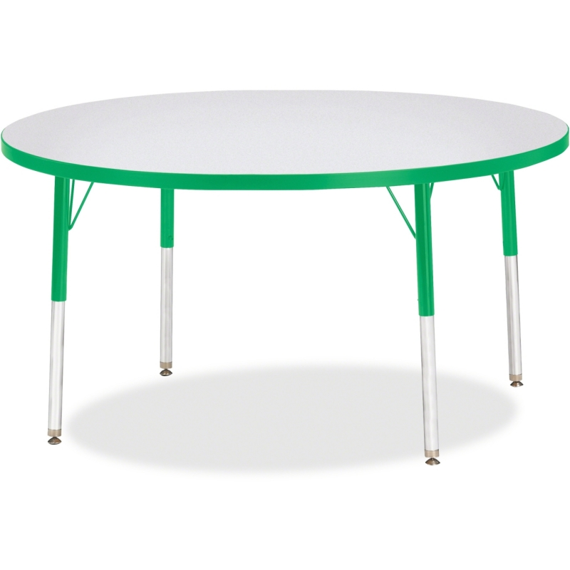 Berries Adult Height Color Edge Round Table 6433JCA119 JNT6433JCA119