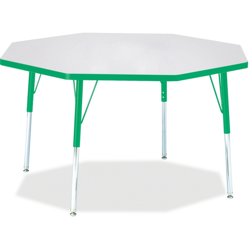 Berries Adult Height Color Edge Octagon Table 6428JCA119 JNT6428JCA119