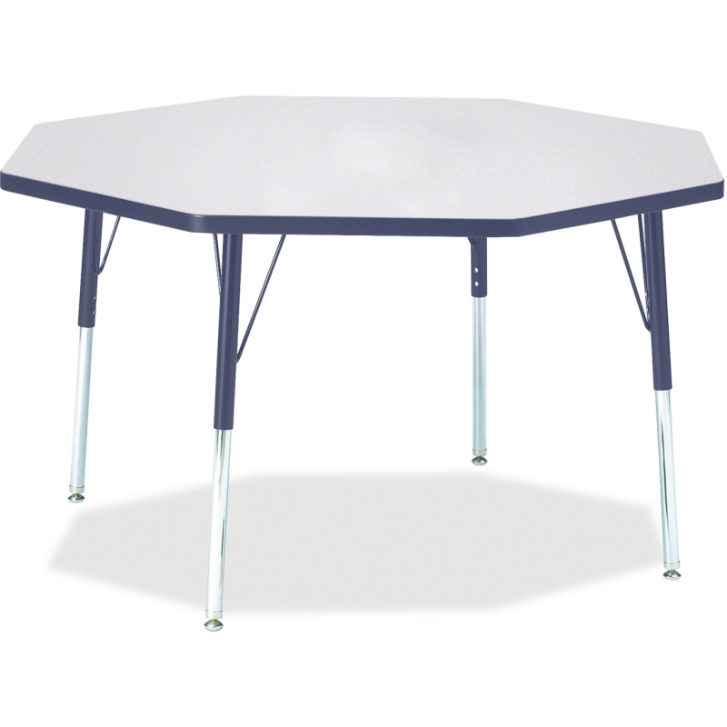 Berries Adult Height Color Edge Octagon Table 6428JCA112 JNT6428JCA112