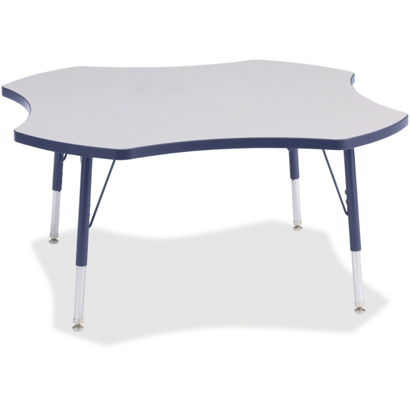 Berries Elementary Height Prism Four-Leaf Table 6453JCE112 JNT6453JCE112