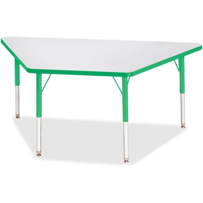 Berries Elementary Height Prism Edge Trapezoid Table 6443JCE119 JNT6443JCE119