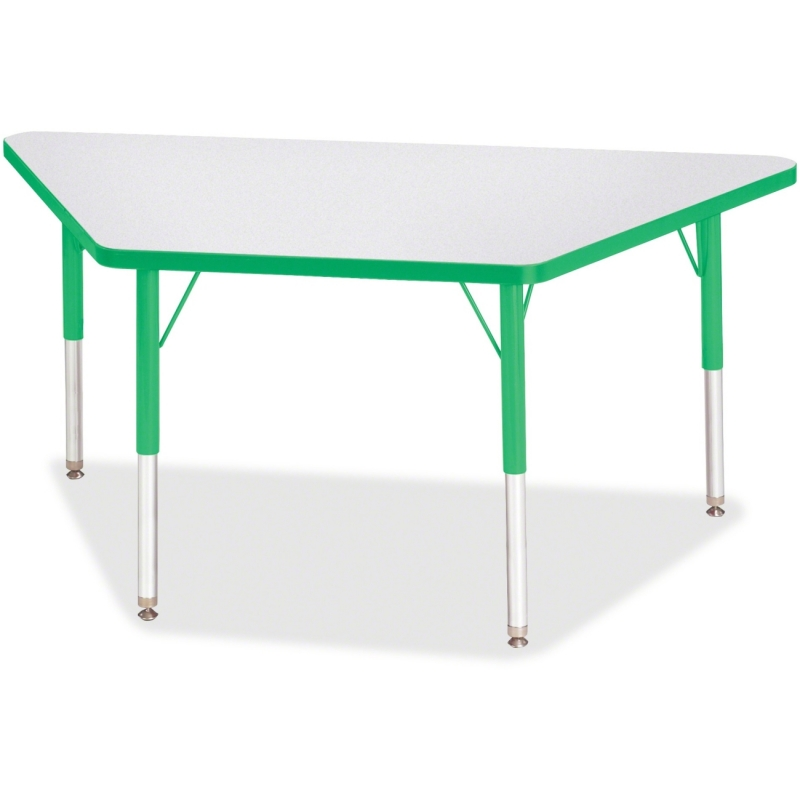 Berries Elementary Height Prism Edge Trapezoid Table 6438JCE119 JNT6438JCE119