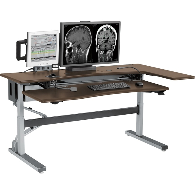 Anthro Steve's Station Advanced for Radiology - Dual STB272GV/DG