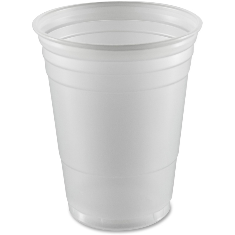 Dart Dart Disposable 16 oz. Plastic Cup 16K DCC16K