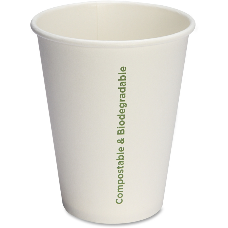 Genuine Joe Compostable Paper Cups 10215 GJO10215