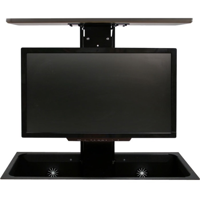 SMARTdesks flipIT Lift Motorless Monitor Lift DC-MS-FLIFT-FLG FLIFT