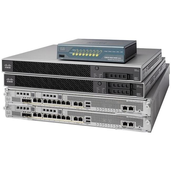 Cisco Adaptive Security Appliance - Refurbished ASA5512-IPS-K9-RF ASA 5512-X