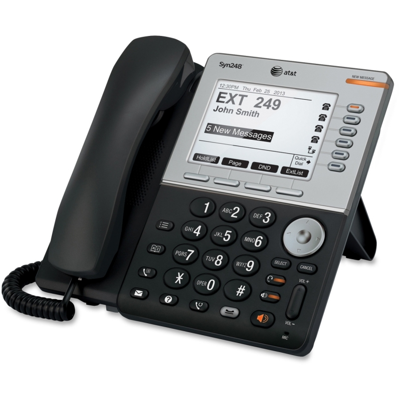 AT&T Corded Phone System SB35031 ATTSB35031