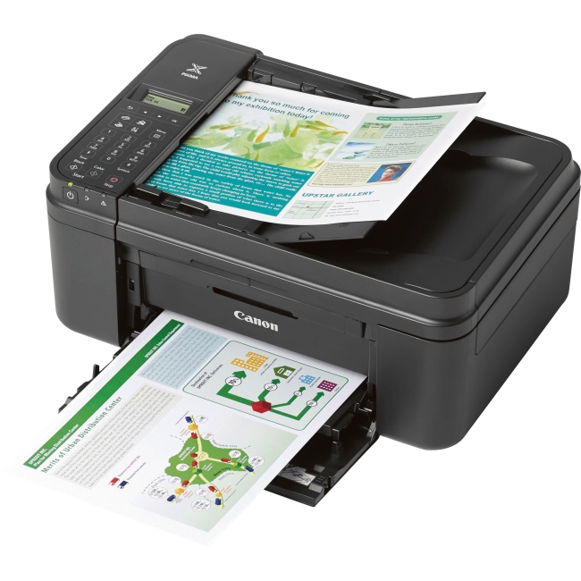 Canon Wireless Office All-In-One Printer 0013C002 MX492