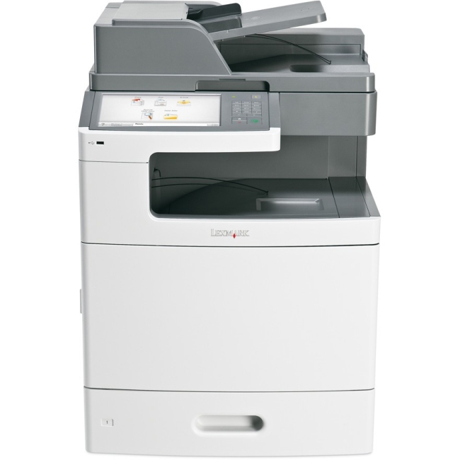 Lexmark Laser Multifunction Printer Government Compliant 47BT323 X792DE