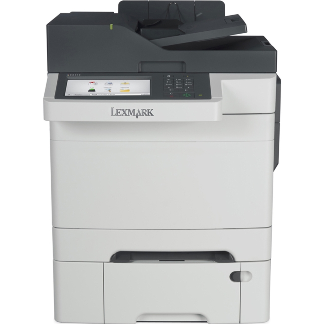 Lexmark Multifunction Color Laser Government Compliant 28ET512 CX510DTHE