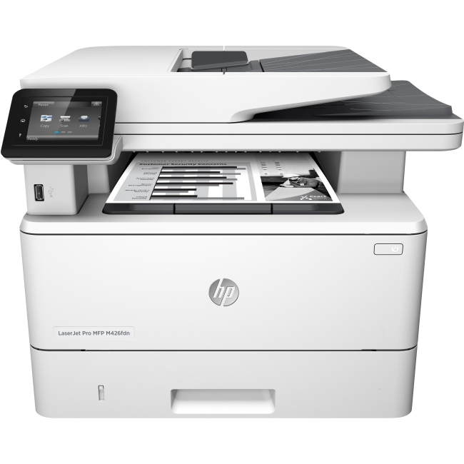 HP LaserJet Pro Laser Multifunction Printer F6W14A#BGJ M426FDN