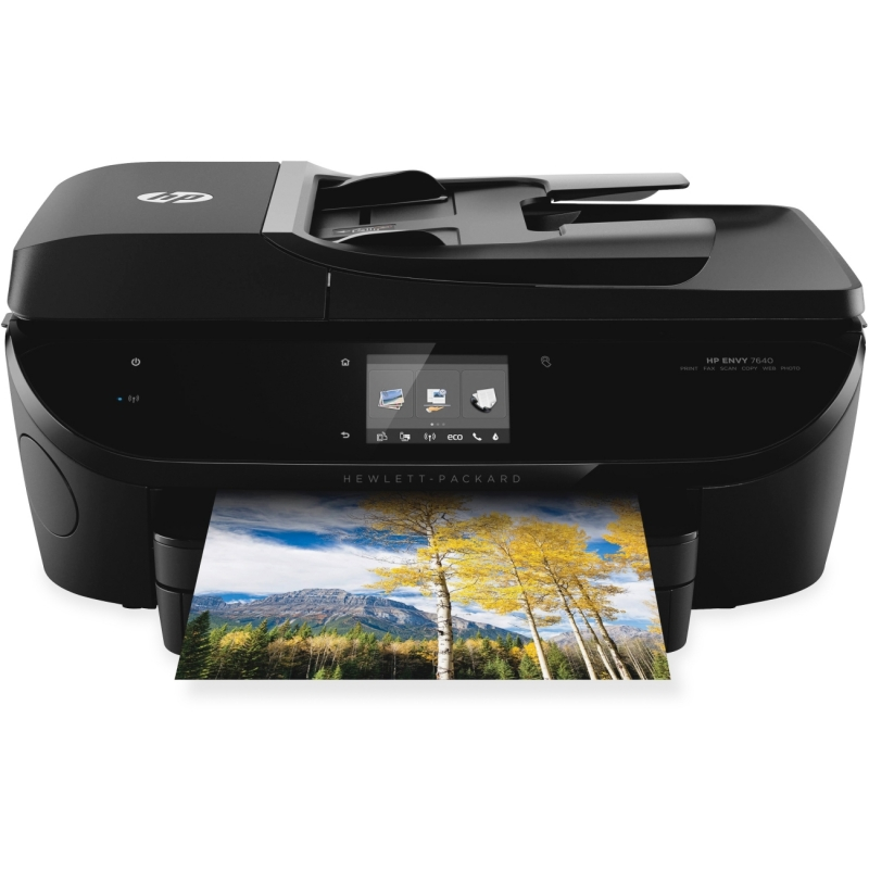 HP ENVY 7640 e-All-in-One Printer E4W43A HEWE4W43A 7640e