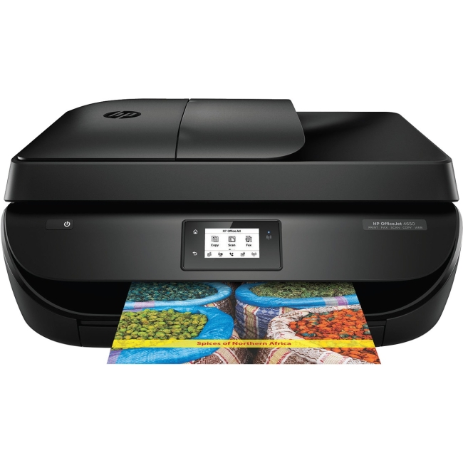 HP OfficeJet All-in-One Printer F1J03A#B1H 4650