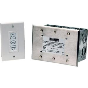 Da-Lite Dual Motor Low Voltage Control System 78145